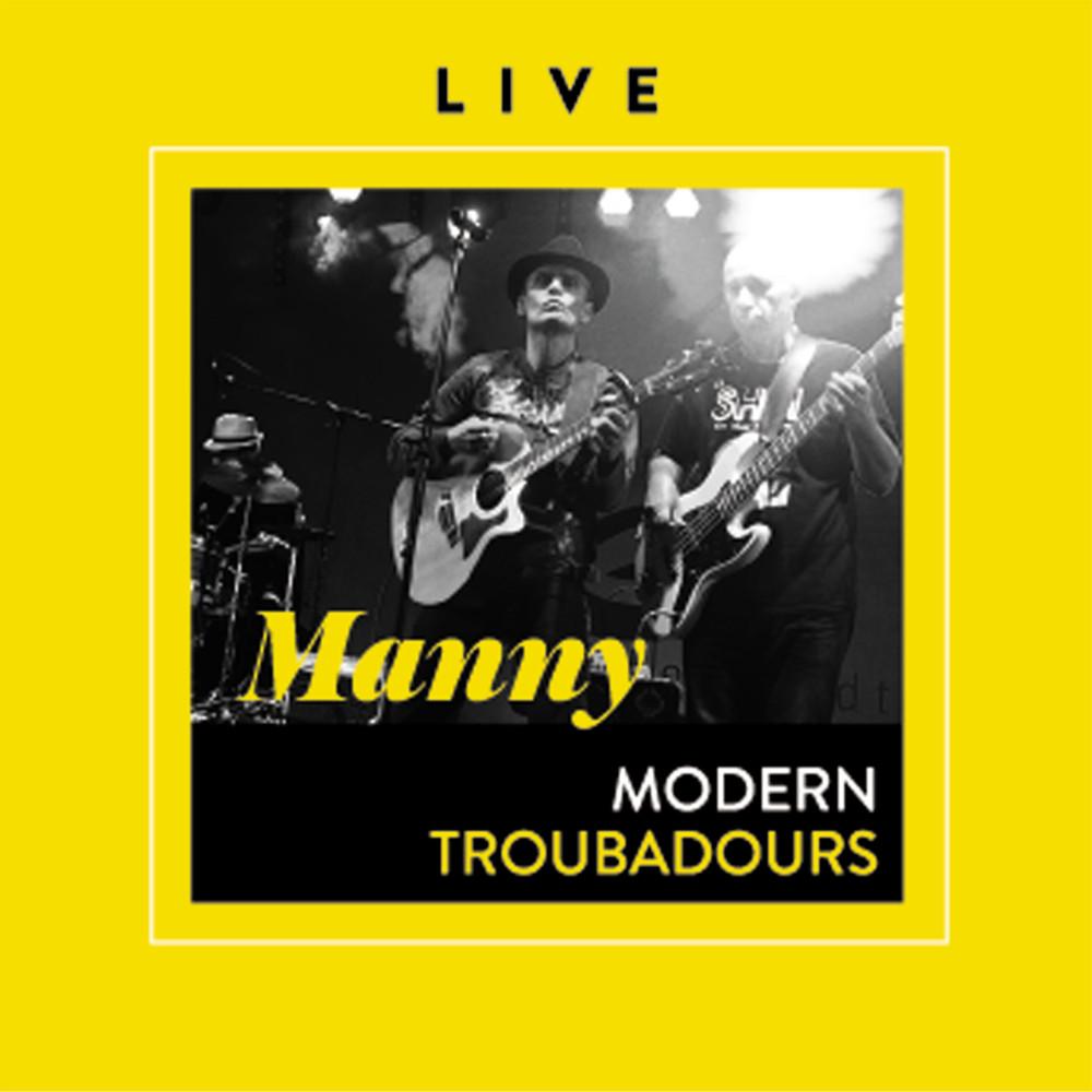 CD Manny live pochette recto Web